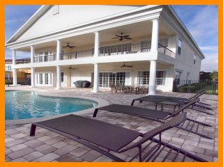 Reunion Resort 130 - Exclusive villa with private pool and game room near Disney