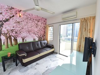 Epago Homestay with 2 Bedrooms (Free pick up from KL Sentral Station)