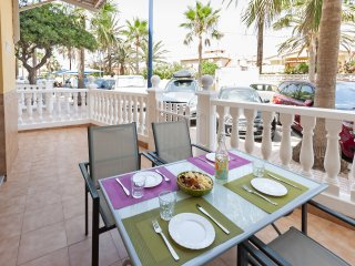 AGUA DE MAR - Apartment for 6 people in Playa Miramar