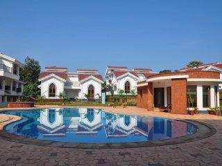Paradise-Fully Furnished Apartment in Baga/Arpora