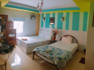 Stay Awhile hostel, Nha Trang hostel, Stay awhile nha trang, vietnam hostel