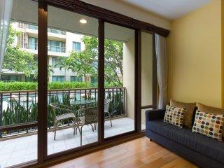 Baan SanSuk Beachfront Condominium HuaHin_HAC Two Bedrooms Apartment,Pool View