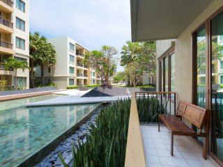 Baan SanSuk Beachfront Condominium HuaHin_HAD Two Bedrooms Apartment,Pool View