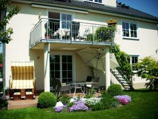 Villa Buhlau - Die Ferienwohnung im Grunen!