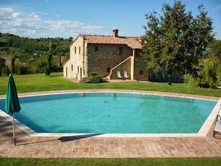 7 bedroom Villa in Sant'Albino, Tuscany, Italy : ref 5226996