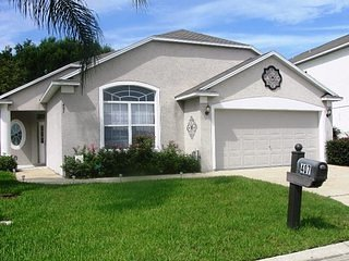 Westbury 4 Bedroom Pool Home property, fully furnished, with full kitchen, and