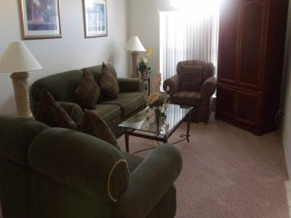Tuscan Ridge 4/3 Pool Home property, fully furnished, with full kitchen, and