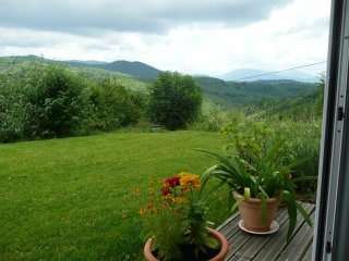 Chambre d'hotes avec une merveilleuse vue sur les Pyrenees !