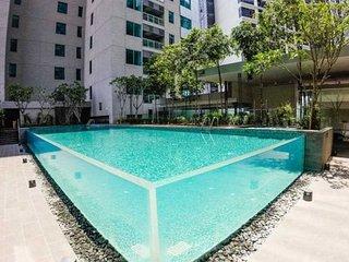 Kuala Lumpur City Centre Summer Suites *Ecohomz - Room Kuala Lumpur City Centre
