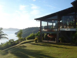 Ang034-Magnificent three bedrooms house in Angra dos Reis with stunning views