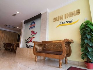 Sun Inns Hotel Sentral - Room Superior Window