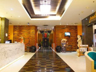 Puri Denpasar Hotel Jakarta - Room Family Suite