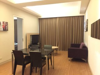 KLCity SwissGarden 2BR UNLIMITED WIFI 1301 吉隆坡两房公寓
