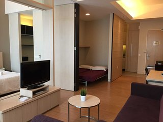 KL City SwissGarden 1BR UNLIMITED WIFI 1404 吉隆坡市套房