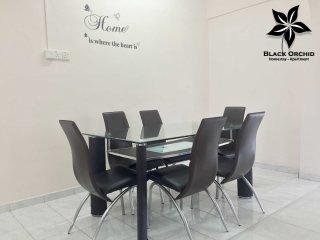 Melaka City Budget Homestay—Black Orchid