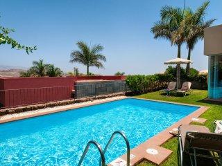 Par 4 Villa 2 with private pool