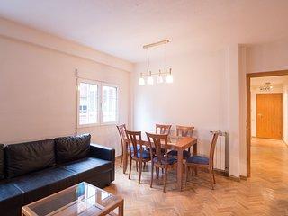 (SBA31) Apartamento Madrid Pacífico