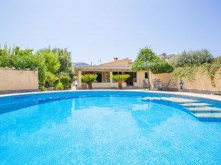 SA SORT LLARGA (CAMPOMAR) - Villa for 6 people in Pollensa