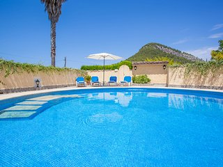 CAMPOMAR - Villa for 6 people in Pollenca