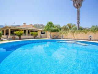 LA SORT LLARGA (CAMPOMAR) - Villa for 6 people in Pollensa