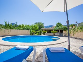 SA SORT LLARGA (CAMPOMAR) - Villa for 6 people in Pollensa