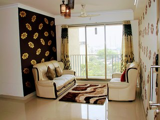 3 Bedroom Serviced Apartment in Goregaon West