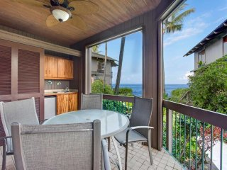 Comfy Kona-Keauhou Suite w/Kitchen Upgrades, Lanai, WiFi, TV, Washer/Dryer