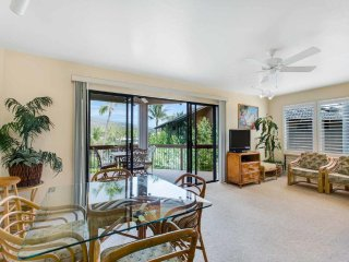 Island Ease w/WiFi, Full Kitchen, Lanai, Washer/Dryer, TV, Ceiling Fans–Kanaloa
