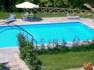 Modern Mansion in Nizza Monferrato with Swimming Pool