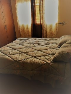 Guest bedroom 5x6 feet bed