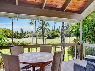 Families Love the Loft+Laundry+Kitchen! Lanai w/Wet Bar, WiFi, TV, DVD–Kanaloa