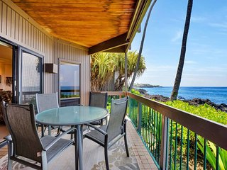 Epic Pacific View+Chic Island Decor! Lanai w/Wet Bar, Kitchen, Laundry