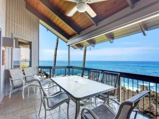Live Aloha! Pacific View+Decor, Lanai, Kitchen Ease, Laundry, WiFi, TV