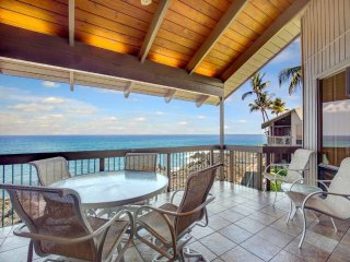 Sweet Island Bliss w/Epic Pacific View! WiFi, TV, Lanai, Luxe