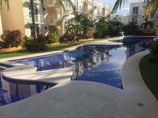 Excelente Departamento en Acapulco Diamante, a un costado de la Isla