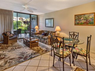Smell the Ginger! Ground Floor w/Tropic Décor, WiFi, New Kitchen–Kamaole Sands