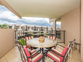 Feel at Home w/Kitchen Ease, WiFi, Flat Screen, Washer/Dryer–Kamaole Sands 9307