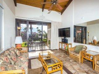 Suite Paradise! Kitchen Perks, Washer/Dryer, WiFi, Scenic Lanai–Kamaole Sands