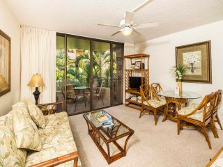 Casual Condo w/Homey Perks! Kitchen, Flat Screen, WiFi, Private Lanai–Paki Maui