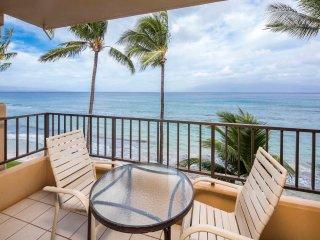 Toast Sunset on Your Lanai! Low-Key w/Full Kitchen, WiFi, Flat Screen–Paki Maui