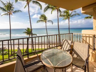 Epic Pacific View+Luxe Upgrades! Lanai Off Master, WiFi, Chic Kitchen–Paki Maui