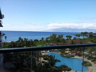 Ocean Views From Inside - Wrap Around Lanai - Honua Kai Hokulani 509 - 2bd/ba