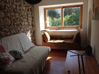 House with 2 rooms in Puivert, with enclosed garden