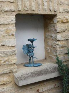 The Courtyard Garden Fairy