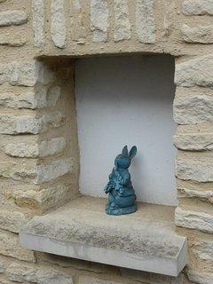 The Courtyard Garden Rabbit
