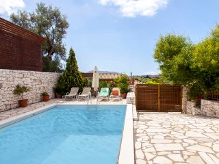 Private Villa with Pool in Traditional Village