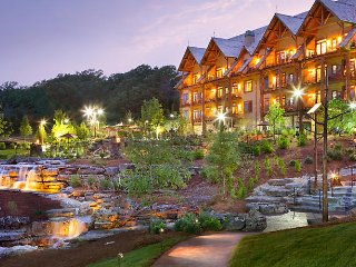 Wilderness Club at Big Cedar Lodge