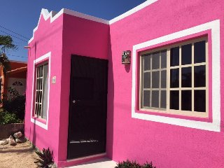 Cozy Casa Rosada In Chan Chemuyil close to Akumal, Mexico! Beach, Sun and Fun!