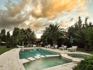 Cabañas Vistalba en Mendoza
