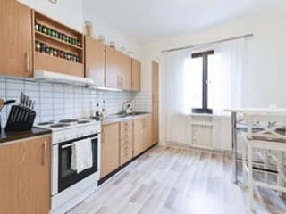 Flat close to the archipelago and nature reservoir